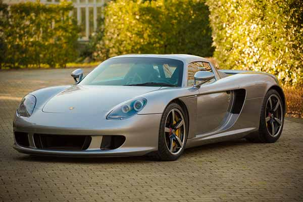 Porsche Carrera GT - Race Retro 2016 - carphile.co.uk