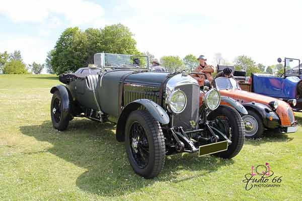 Classic Bentley - Herts Auto Show 2016 - carphile.co.uk