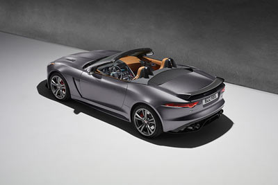 Jaguar-F-Type-SVR-convertible