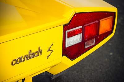 Rare Lamborghini Countach 400s For Sale At Race Retro 2016