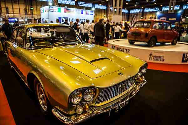 Lancaster Insurance Classic Motor Show 2016 - carphile.co.uk