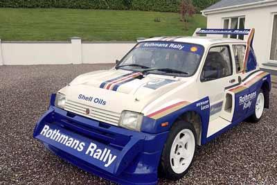 Metro-6r4-rally-car