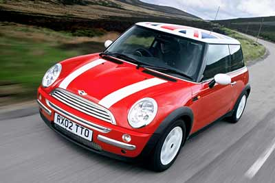 New Mini Cooper (2002) - A Mini for the 21st century