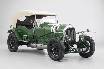 Bentleys-First-Le-Mans-car-roofup