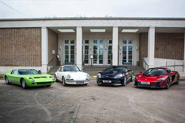 Cholmondeley Power and Speed 2016 - car shows - carphile.co.uk