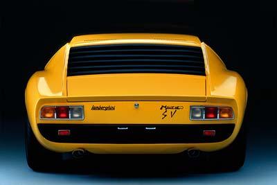 Lamborghini-Miura-SV-rear
