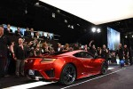 First production Honda NSX sells for $1 million - carphile.co.uk