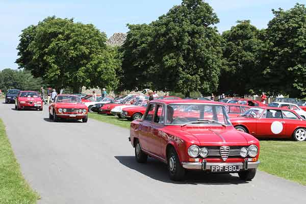 Spring Alfa day 2016 - classic car events - carphile.co.uk