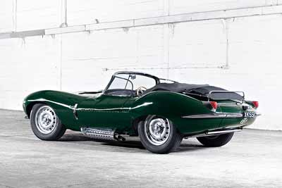 2017-Jaguar-XKSS-rear