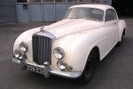 1954 Bentley R-Type Continental Fastback - Barons Auction Rolls-Royce Burghley House sale 2016 - carphile.co.uk