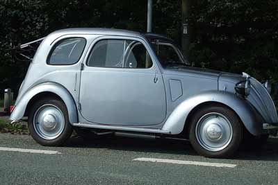 Fiat 500 Topolino for sale