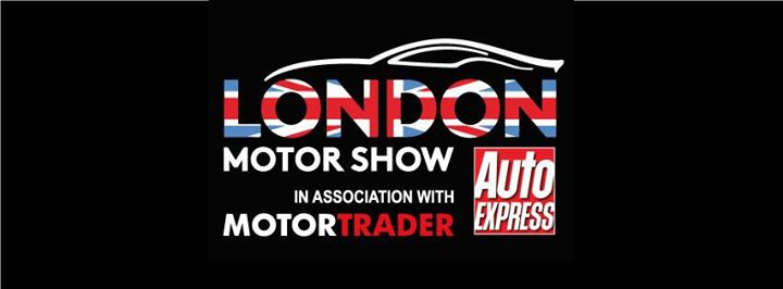 The London Motor Show 2016 - Car Shows - carphile.co.uk