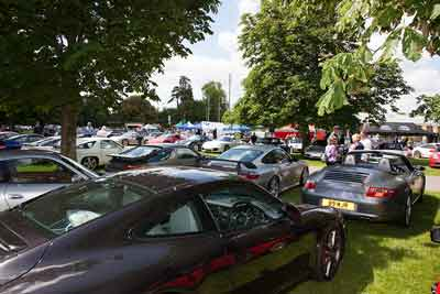 Classic and modern Porsche - Simply Porsche event - carphile.co.uk