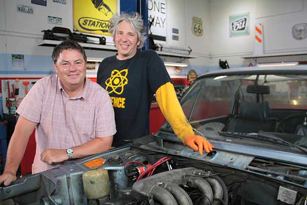 New Wheeler Dealers series preview - carphile.co.uk