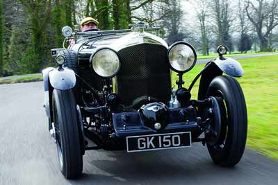 Bentley 41/2-litre Blower