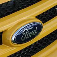 Ford badge - Ford cars history - carphile.co.uk
