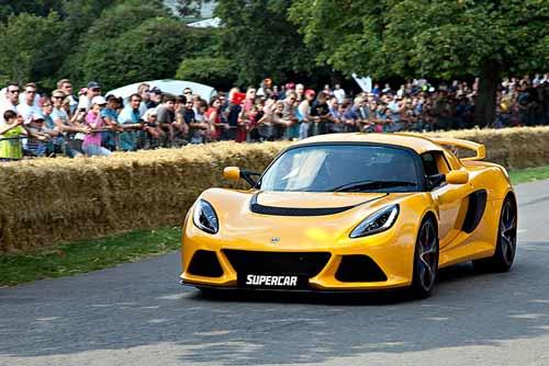 Lotus Evora - Beaulieu Supercar weekend - carphile.co.uk
