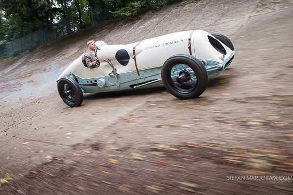 Leyland-Thomas recreation - Chateau Impney Hillclimb 2016 preview - carphile.co.uk