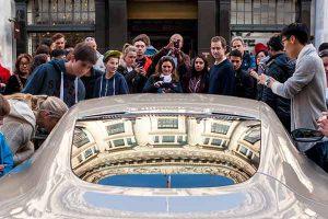 Crowds - Regent Street Motorshow 2016 - carphile.co.uk