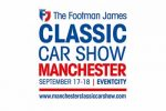 Footman James Classic Car Show Manchester 2016 - Carphile.co.uk