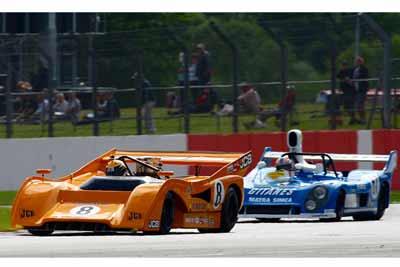 McLaren vs Matra
