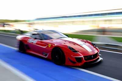 Ferrari-Passione-599FXX-pits