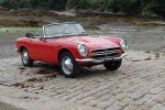 Honda's celebrate 50th anniversary with S800 sports car restoration - news - carphile.co.uk