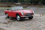 Honda's celebrate 50th anniversary with S800 sports car restoration - news - carphile.co.uk