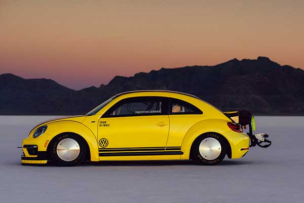 Worlds fastest Volkswagen Beetle - carphile.co.uk