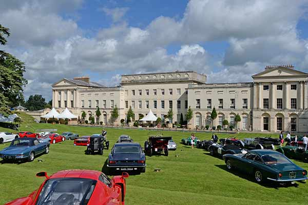 Heveningham Hall 2017 - classic car shows - carphile.co.uk