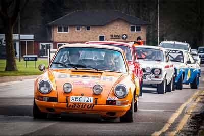 Race Retro 2017 - Rally driving - carphile.co.uk