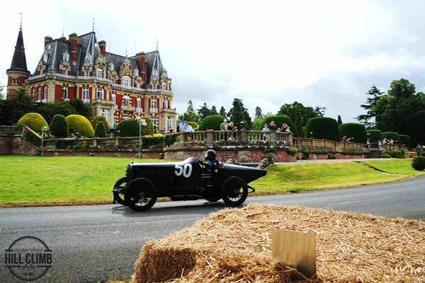 Chateau Impney Hill climb 2017 - historic motorsport - carphile.co.uk