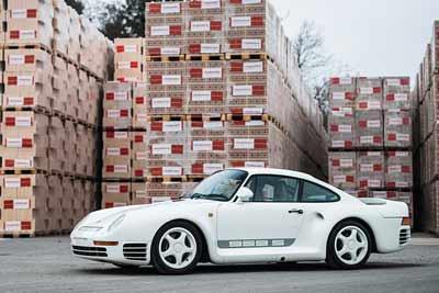 Rare 1988 Porsche 959S for sale