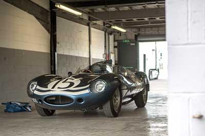 Jaguar D Type - concours of elegance 2017 - carphile.co.uk