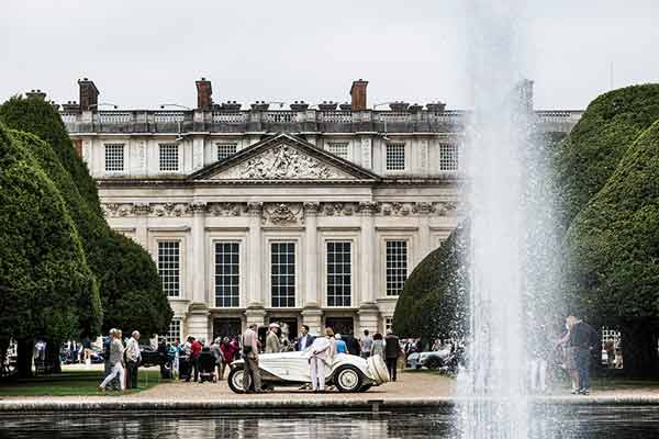 Concours of Elegance 2017 - UK Classic car shows 2017 - carphile.co.uk