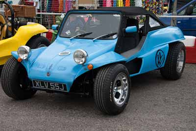 Beach Buggy - Simply VW 2017 - carphile.co.uk