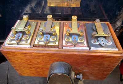 Ford Model T trembler coils - carphile.co.uk