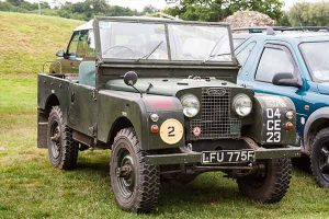 Simply Land Rover 2017 - Events - carphile.co.uk