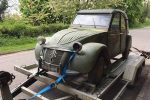Buying a classic 2cv AZ online - blog - carphile.co.uk