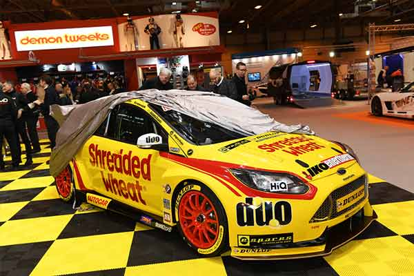 Autosport International 2018 - car shows 2018 - carphile.co.uk