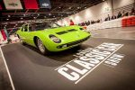 London Classic car show 2018 - carphile.co.uk